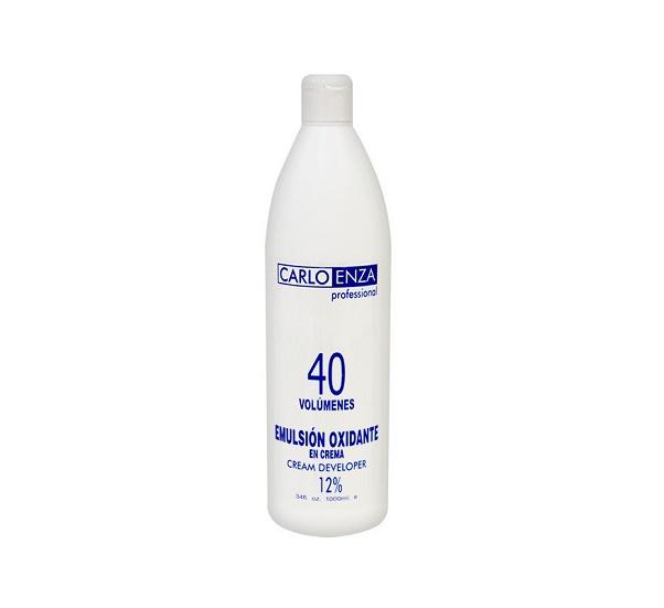 Agua oxigenada CARLO ENZA 40vol.