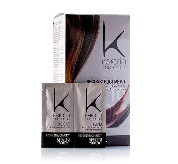 Keratin Structure Kit  EFECTO BOTOX