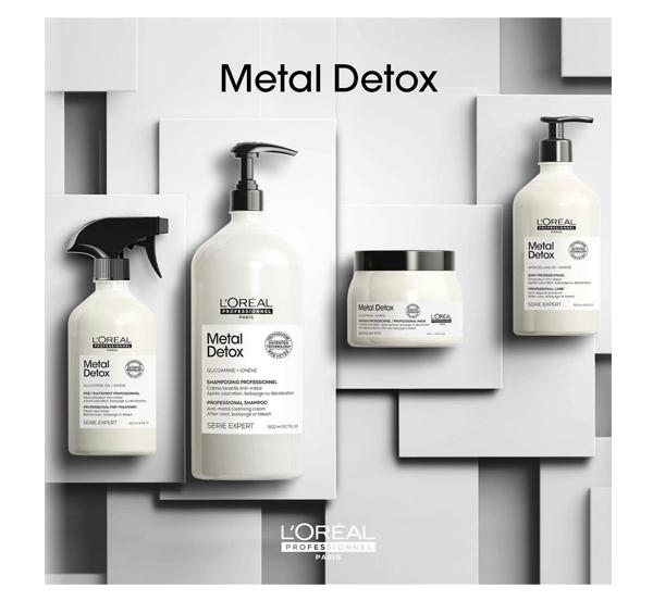 METAL DETOX serie EXPERT de L'OREAL